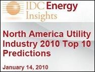IDC Energy 2010 Predicitons