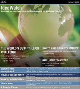 IBM IdeaWatch