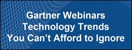 Gartner - Tech Trends You Cant Ignore