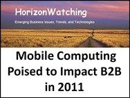 HorizonWatching Mobile Computing - 2011