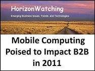 HorizonWatching Mobile Computing - 2011