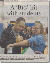 Daily Herald - Ventrella 19Feb2011