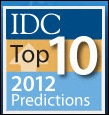 IDC Top Trends 2012